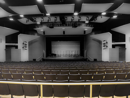 SKD renovates Dr.Philips Magnet Performing Arts High School Theater