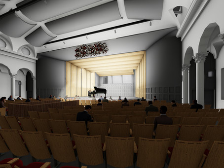 SKD selected for master planning of Palladium Theater in St. Petersburg Florida