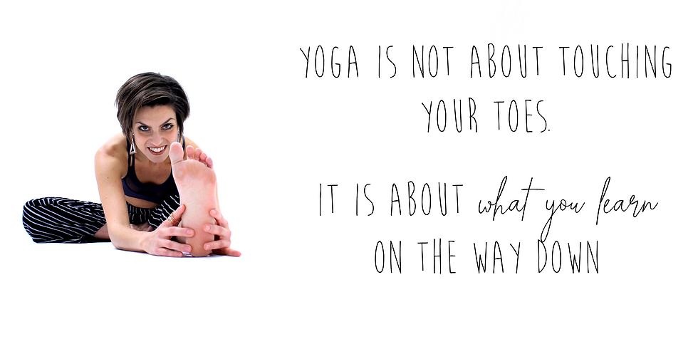 Yogakurs für EinsteigerInnen