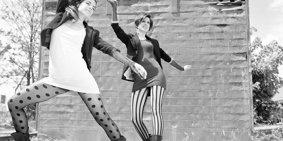 Heilender Tanz im Frauenkreis