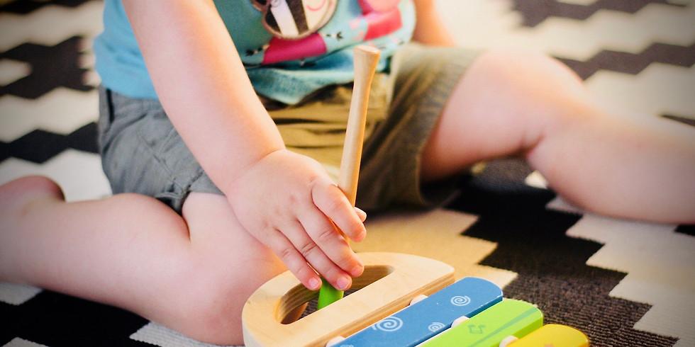 Musikalische Früherziehung für Kinder ab 1,5 Jahre