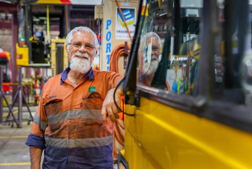 Torrens Transit Adelaide