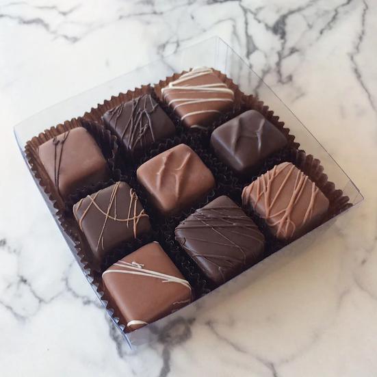 Special Christmas Chocolates
