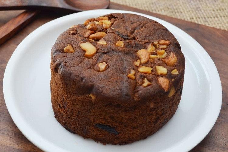 Eggless Plum Cake - 1/2 kg