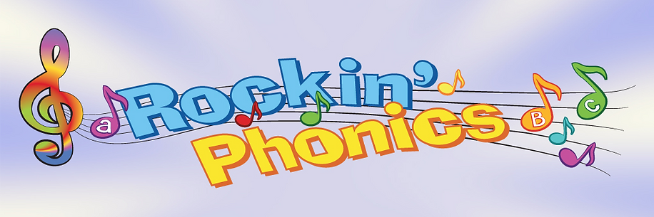 Rockin Phonics children's songs, alphabet phonics, alphabet letters