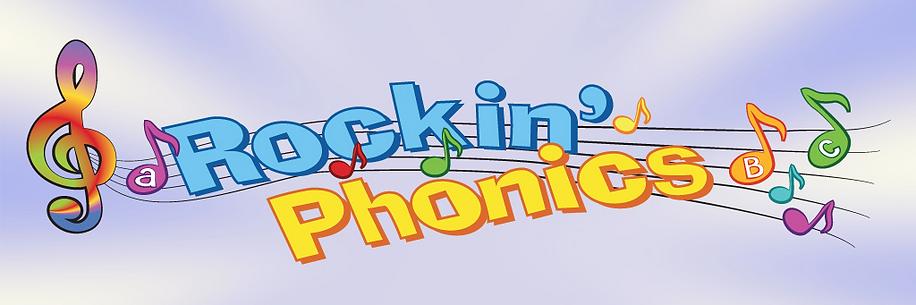 Rockin Phonics children's songs, alphabet phonics, alphabet letters