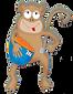 zoo phonics monkey alphabet phonics, children's songs, phonics apps