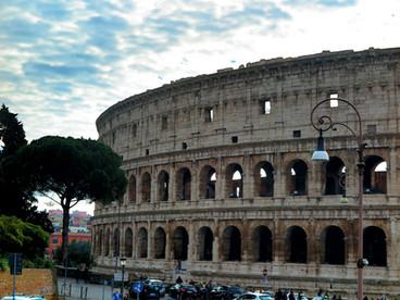 Wenn Du in Rom bist, mach es wie die Römer