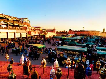 Marrakesch - Magische Stadt