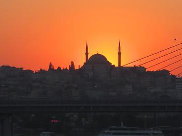Bulgarien und Istanbul - ein Kurztripp