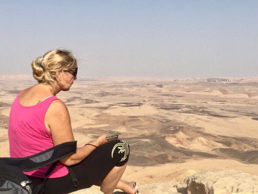 Die Wüste Negev ruft - Israel im Sand