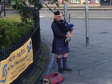 Edinburgh - schottische Seele
