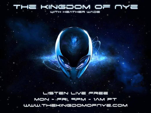 Bernard Alvarez on the Kingdom of Nye Radio
