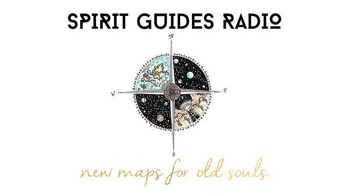 Interview on Spirit Guides Radio