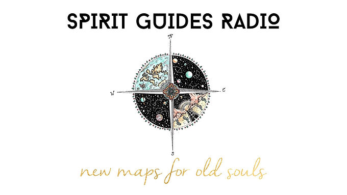 Interview on Spirit Guides Radio