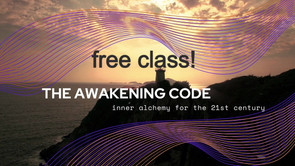 Unlocking Your Intuition (Awakening Code FREE CLASS)