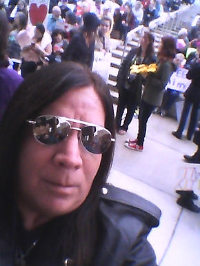 Women's March On Roanoke, VA