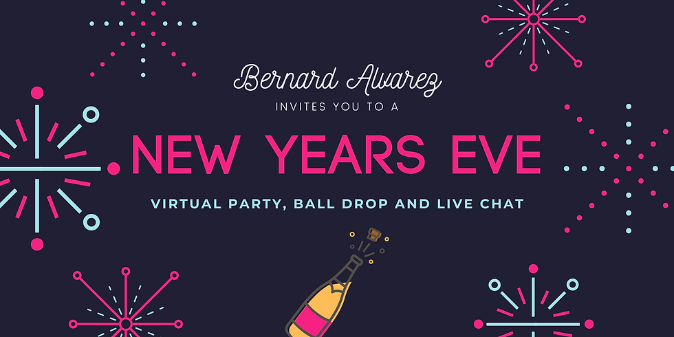 New Years Eve Virtual Party