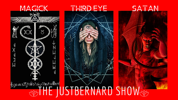 Magick, Your Third Eye and Satan
