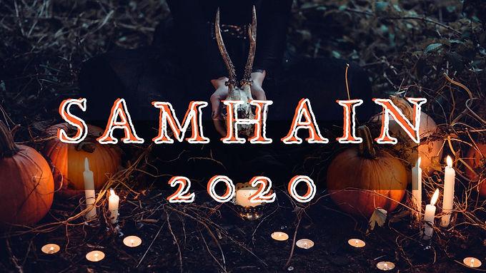 Samhain Sabbat Interactive 2020