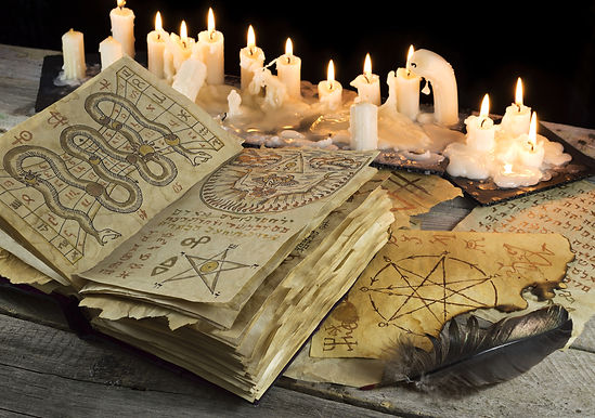 The Secrets of Witchcraft