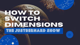 How To Switch Dimensions