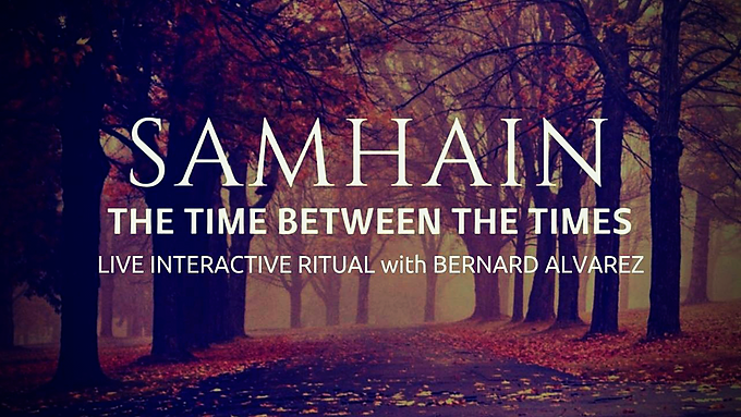 Samhain Sabbat 2019 Live Interactive