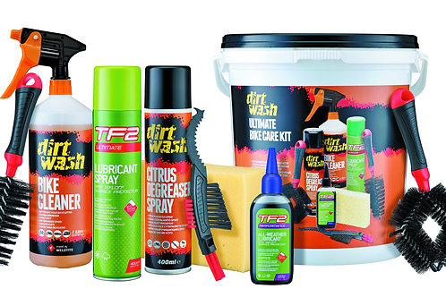 Dirtwash Cleaning Buckets - Ultimate Bike Care Kit