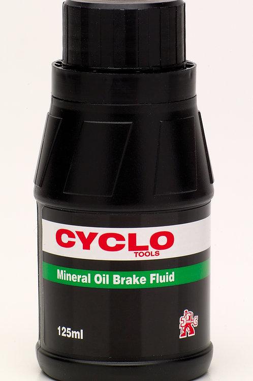 Cyclo Mineral Brake Fluid (125ml)