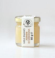 ARESU MARIA アレス マリア 無農薬 非加熱 蜂蜜 はちみつ AGRMI オレンジ