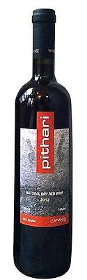 afianes wines greece ikaria wine pithari red