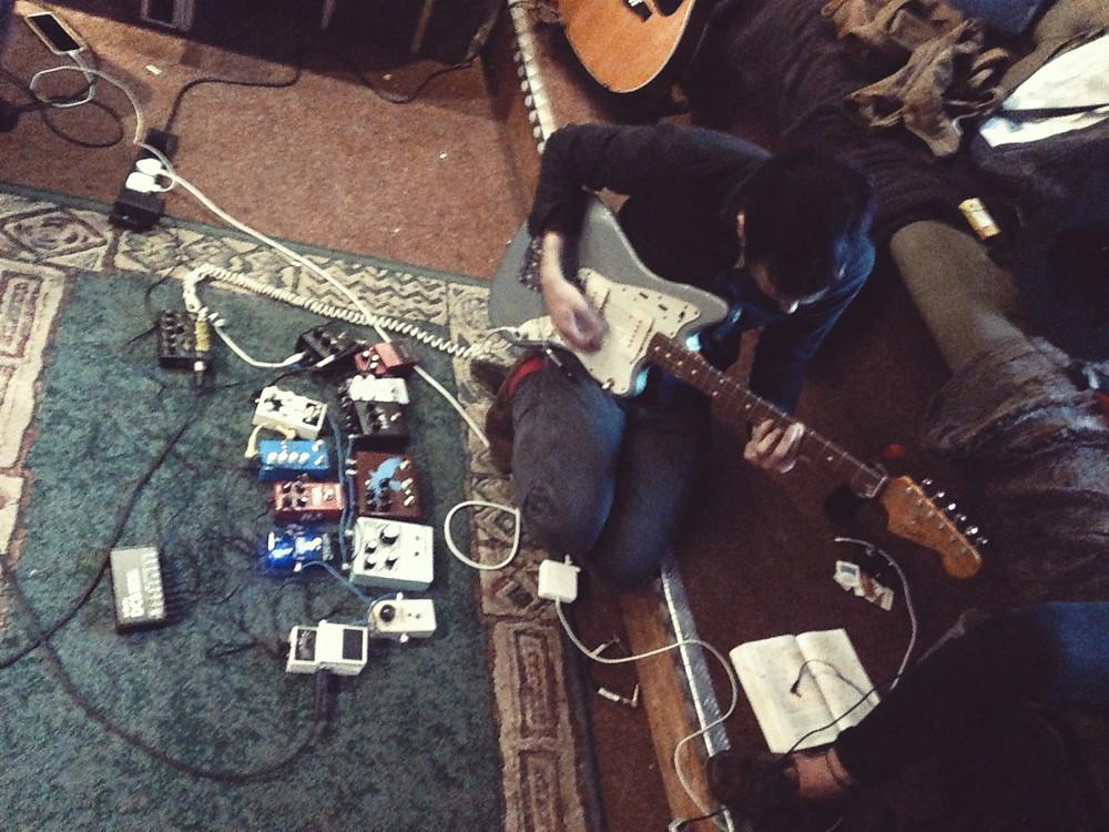 red kite final studio session 1