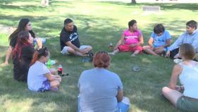 Bismarck Public Schools partners for Native American Talking Circles