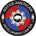 Native American Development Center Logo.