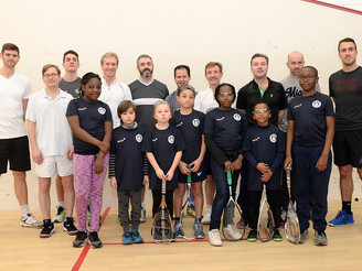 The Squash Squared Cup
