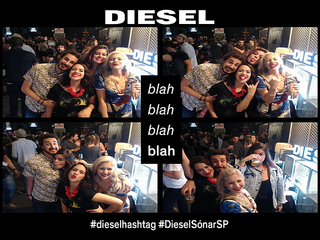 Social Booth Diesel