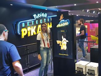 Realidade Aumentada Pikachu