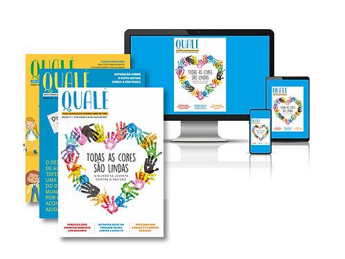 Assinatura Revista Impressa+Digital