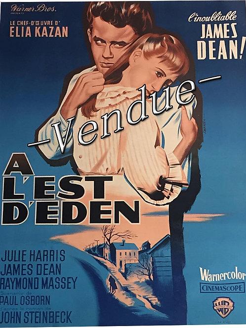 James DEAN - A l'est d'Eden - 1955