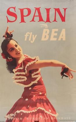 Elfer - Spain fly by Bea - 1964