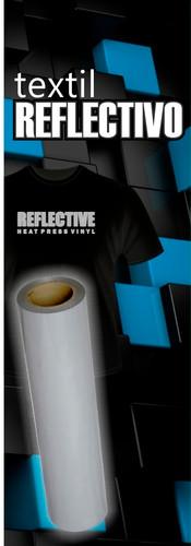 Vinilo textil reflectivo