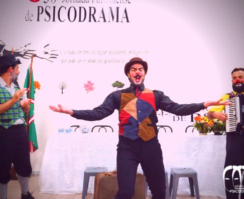 30ª Jornada Paranaense de Psicodrama