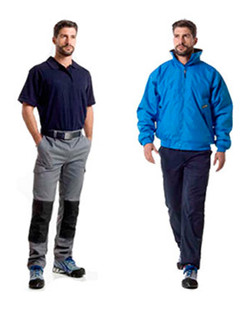 Pantalon dotacion chaqueta