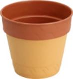 Plastic Flowerpot