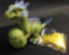 Dinosaur w/ Egg