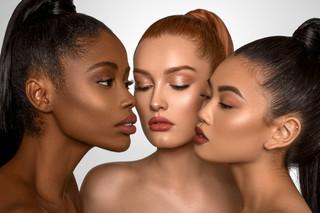 clarybeauty cosmetics lipstick campaign