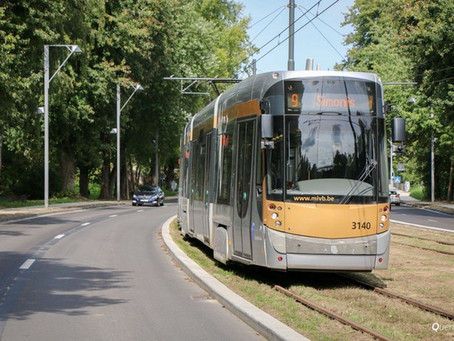 Second phase of the tramline 9 project starts!