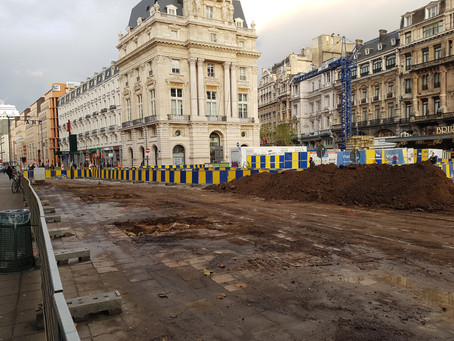 News from the site: Central Lanes Brussels