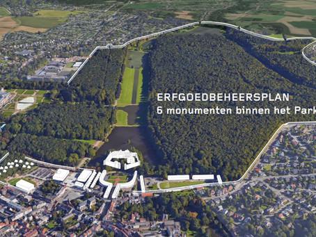 Infomoment heritage plan Tervuren