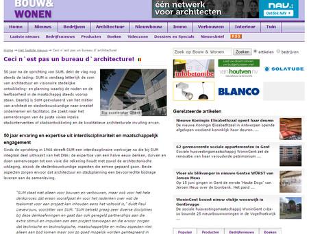 Bouw&Wonen: 'Ceci n`est pas un bureau d`architecture!'